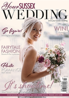 Issue 93 of Your Sussex Wedding magazine
