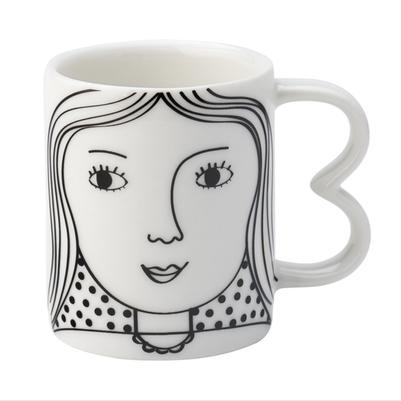 A quirky mug shot