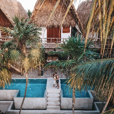 Eight honeymoon Airbnbs that'll be sure to catch your attention