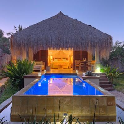 Find honeymoon heaven in Mozambique