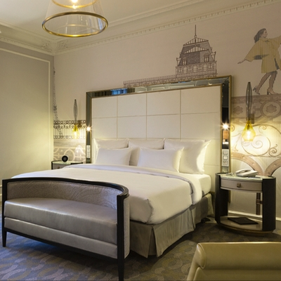 Honeymoon in London and Paris