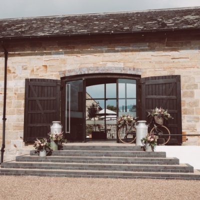 Tie the knot at Hendall Manor Barns