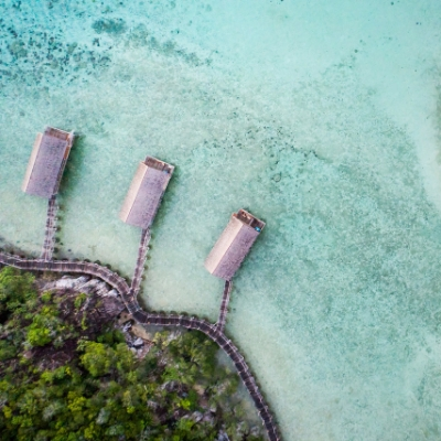 Eco-honeymoons are big news for 2020 - Positive.Travel reveals the best destinations