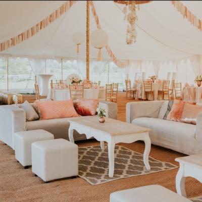 2020 trend predictions from Sussex wedding supplier, Arabian Tent Company