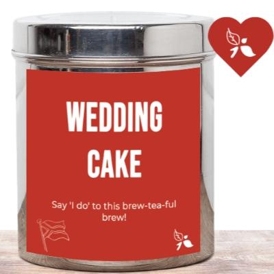 Say 'I brew' to these new wedding teas!