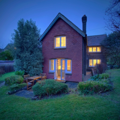 New private hideaway within the grounds of Sussex wedding venue, South Lodge