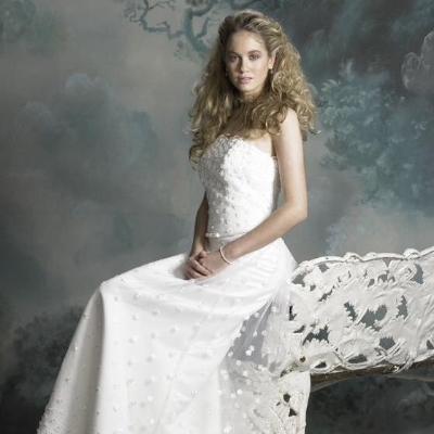 Multiple savings from bridalwear exhbitor