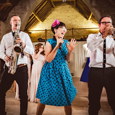You'll find yourself in perfect harmony with Sussex wedding supplier Toast Functions