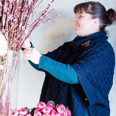 Find out more about local florist, Bramble and Belle