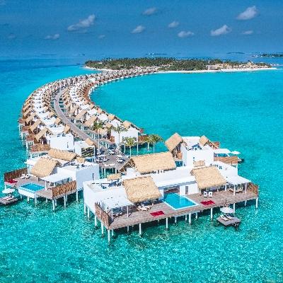Take a look at the new Emerald Maldives Resort & Spa