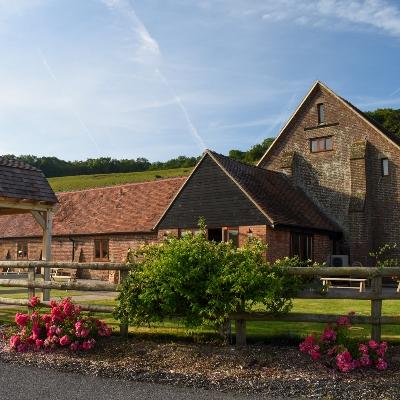 Sussex wedding venue Long Furlong Barn gives back