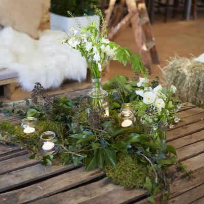 How can we make our wedding more sustainable? The Arabian Tent Company  has the answer