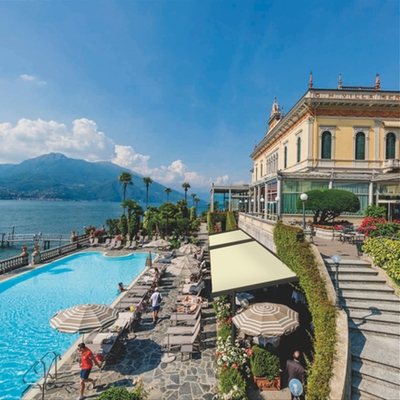 We find out why Grand Hotel Villa Serbelloni in Lake Como is a celebrity hotspot