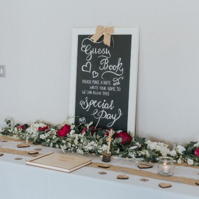 Local suppliers are here to help with your postponed wedding plans