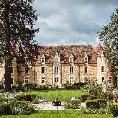 Check out the dreamy short-haul honeymoon destination Domaine Des Etangs in South West France