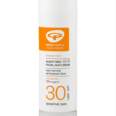 Pack the new suncare range from Green People for your honeymoon