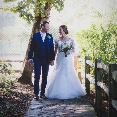 Sussex-based wedding photographer raises funds for NHS Charities with doorstep photos