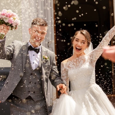 I do and a celebration too – receptions are back!
