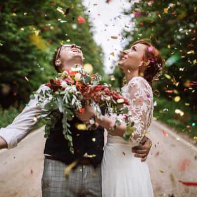 Wedding receptions are back - latest Government guidelines