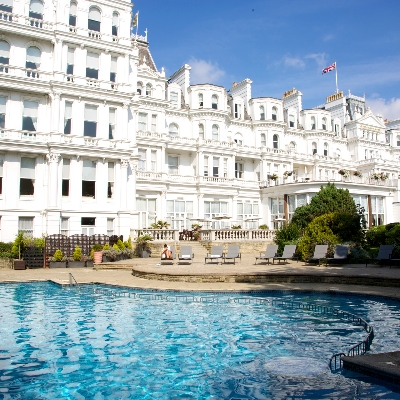 Staycation spotlight: The Grand Hotel, Eastbourne