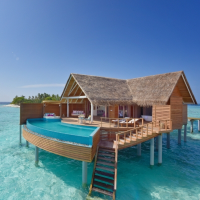 Hopeful about honeymoons with Maldives resort