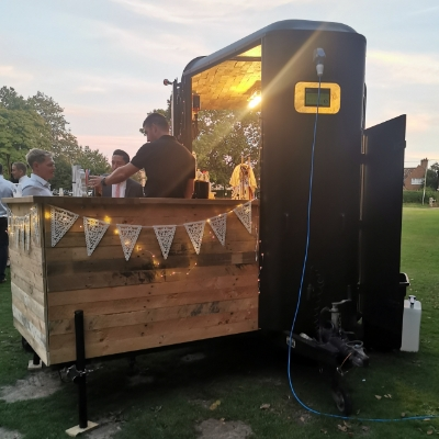 What's new with Sussex-based Rustic Mobile Bars?