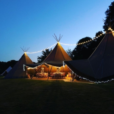Great British Bell Tents announces the launch of Great British Tipis