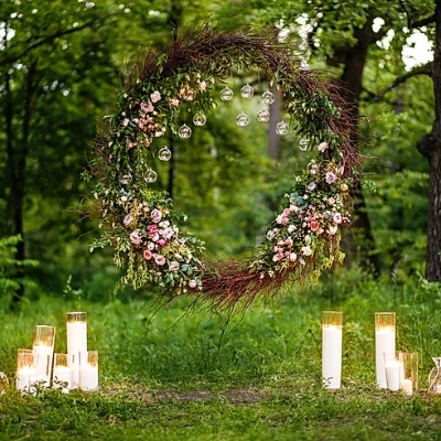 Chirpee Flowers tells us why flower arches are growing in popularity
