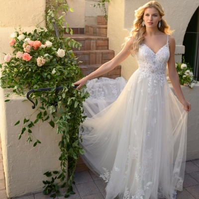 Bridalwear trends with Blessings of Brighton