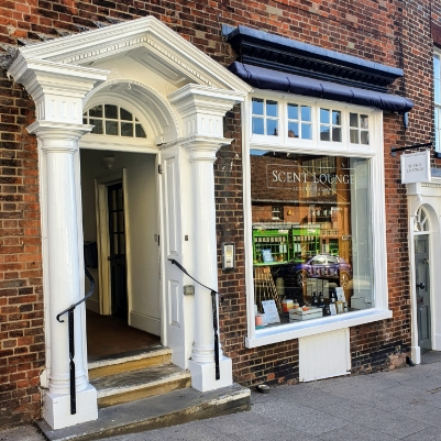 Scent Lounge, new to Arundel, West Sussex