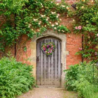 The Walled Garden, Cowdray Estate, Midhurst