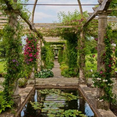 West Dean Gardens, Chichester