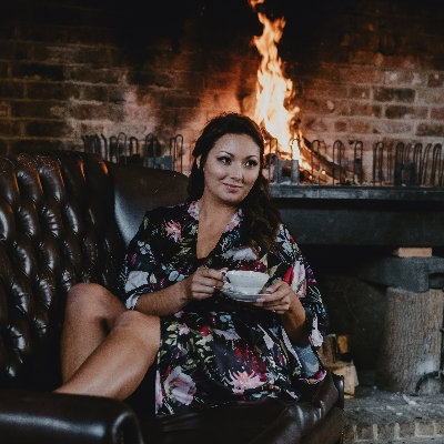 Local shoot - By the fireside