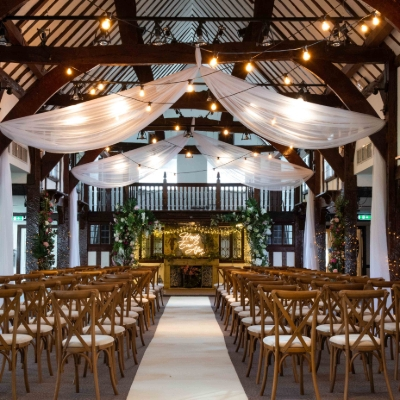 Good things come in small packages with Mercure microweddings