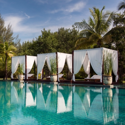 Thailand's luxurious boutique residence, The Sarojin, has launched a new package