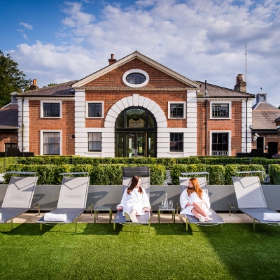 Country estate offers the ultimate staycation