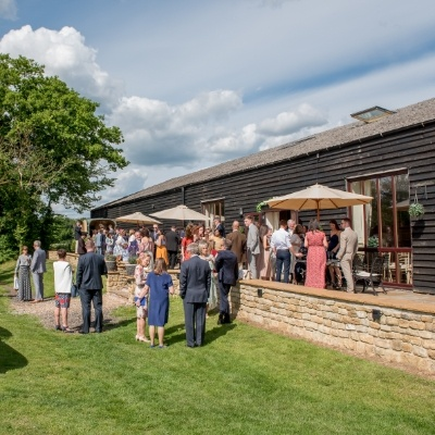 County Wedding Events comes to Clock Barn Hall, Godalming, Surrey!