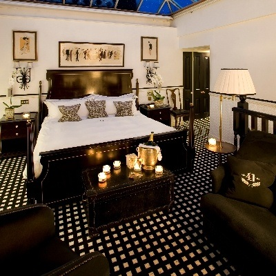 Stylish suites for a London staycation