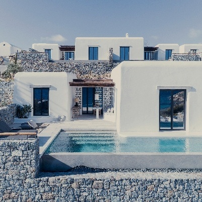 New luxury boutique hotel Kalesma Mykonos