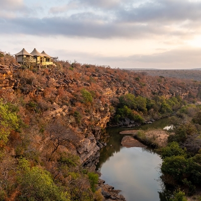 World's best rooms with a view - Lepogo Lodges South Africa