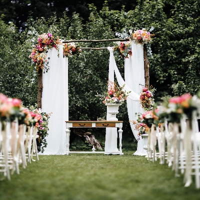 Government changes outdoor wedding restrictions
