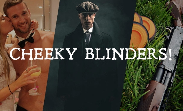 Missing Peaky Blinders on TV? Why not theme your hen weekend?: Image 1