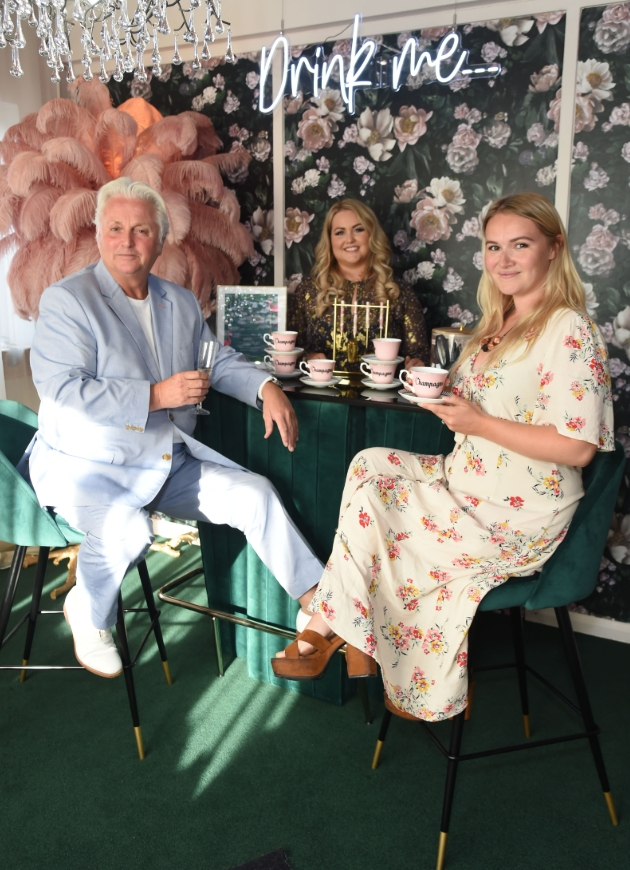 David Emanuel and Bromely Brides boutique owners