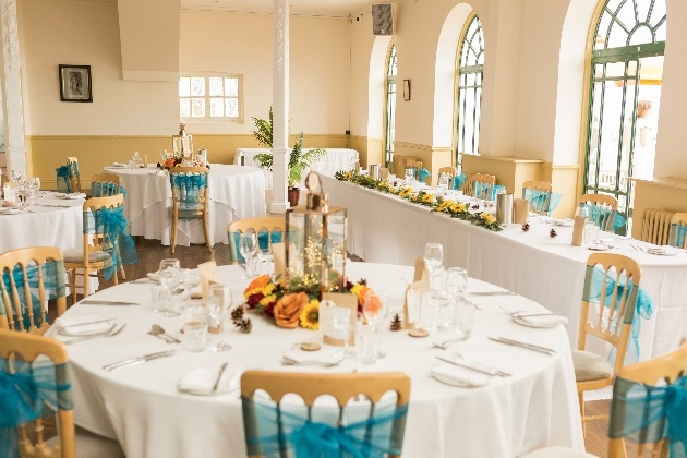 Venue styled