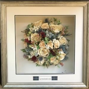 Actual Flowers Bouquet Preservation